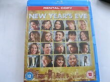 NEW YEAR'S EVE (Rental) -Sarah Jessica Parker (N12)  {Blu-ray}