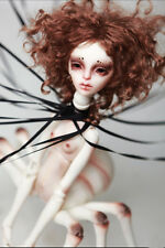 1/4 BJD Doll Elizabeth Spider Body free eyes+face make up+ body blushing