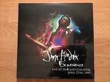 Jimi Hendrix Experience – Live At The Oakland Coliseum [Vinyl, Limited Edition]