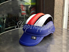 Handmade Thai Cycling Helmet Bicycle Vintage Retro Leather Classic Outdoor 02