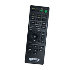 RM-ANP109 New Replace Remote for Sony AV System HT-CT260 HT-CT260C HT-CT260H