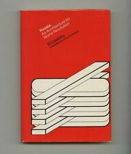 1970 El Lissitzky RUSSIA: ARCHITECTURE FOR WORLD REVOLUTION Avant-Garde MIT Pres