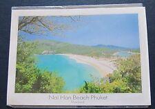 AK Ansichtskarte Thailand Phuket Nai Han Beach Neu