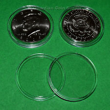 10 - HALF DOLLAR 30.6mm Coin Direct Fit Coin Capsules Airtite Size T30