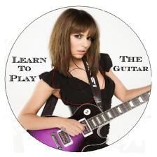Learn How to Play Guitar 5 Books on cd Chords Acoustic Electric Lessons