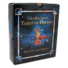 Tarot Coleccion Of Dreams - Ciro Marchetti 1st Edicion - (Set + CD)