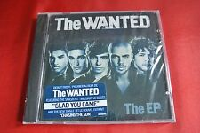 The  Wanted [EP] The Wanted (Boy Band) (CD, 2012, Mercury) Import Canada CD NEW