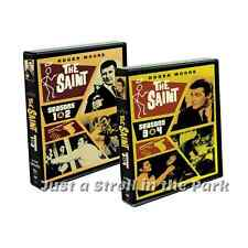 The Saint: Classic 1960s Series Complete Seasons 1 2 3 4 Box / DVD Set(s) NEW!