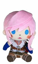 "DISSIDIA Final Fantasy All Stars Deformed 6"" Plush Vol.2 Lightning SQU47500 USA"