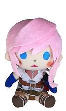 """DISSIDIA Final Fantasy All Stars Deformed 6"""" Plush Vol.2 Lightning SQU47500 USA"""