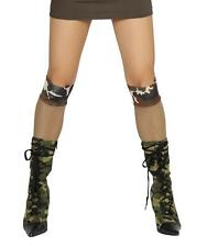 Army Stockings by Roma Costume Fancy Dress Hen Night Millitary
