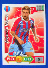 CARD CALCIATORI PANINI ADRENALYN 2011/12 - N. 65 - GOMEZ - CATANIA -new