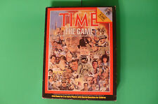 HUgE CoLLeCtiOn of viNtAge gAmEs  LOT 43: TIME MAGAZINE  BOARD GAME > COMPLETE