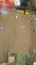 "Genuine WWII ""IKE"" jacket - Army Air Force Training Command"
