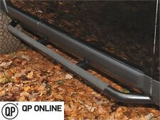 DISCOVERY 3 AND DISCOVERY 4 BRAND NEW BLACK PAIR OF SIDE BARS DA7533