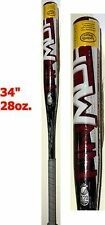 "*NEW* Louisville Slugger TPS Armor Softball Baseball Bat - 34"" 28 oz SB12A USSSA"