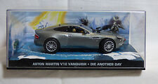 1:43 - James Bond Modellauto Collection - Aston Martin V 12 Vanquish