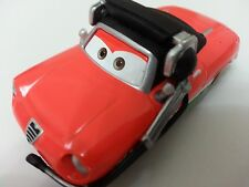 Mattel Disney Pixar Cars Francesco's Crew Chief Guiseppe Motorsosi Toy Car 1:55