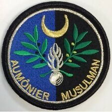 Ecusson Gendarmerie Aumonier 50430.531