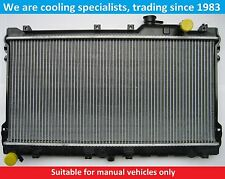 BRAND NEW RADIATOR MAZDA EUNOS ROADSTER / MX-5 1989 TO 1998 MANUAL CARS