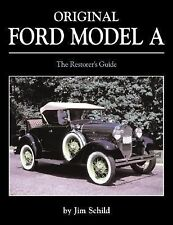 """NEW HARDBOUND"" Original Ford Model A by  Jim Schild (2003, Hardcover"