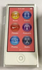 NEW! Apple iPod nano 7th Generation (16 GB) SILVER , iPod ONLY!  warranty!