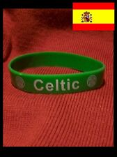 PULSERA SILICONA ★★ CELTIC ★★ SILICONE WRISTBANDS - FUTBOL FOOTBALL