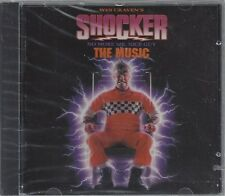 SHOCKER NO MORE MR. NICE GUY THE MUSIC Movie Soundtrack NEW SEALED CUT-OUT CD