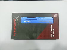 4GB Kingston HyperX Fury DDR3 Desktop 1866 Mhz PC3 14900 Pc Gaming Ram  VAT Bill