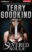 Severed Souls by Terry Goodkind (2014, CD, Unabridged)