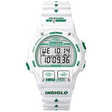 Timex Uhr T5K838 IRONMAN Indiglo Original Digital Unisex Weiß Watch NEU & OVP