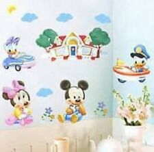 Disney Mickey Mouse, Minnie Mouse and Friends Nursery Childrens Wall Stickers