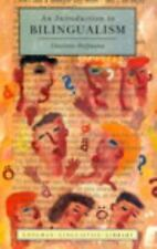 Introduction to Bilingualism (Longman Linguistics Library)
