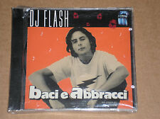 DJ FLASH - BACI E ABBRACCI - CD EP SIGILLATO (SEALED)