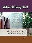 Managerial Accounting by Maher