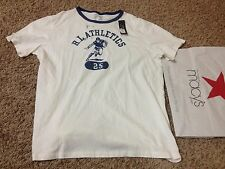 NWT Polo Ralph Lauren Custom Fit T-Shirt Sz XXL WHITE R.L.ATHLETICS 25