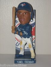 YUNEL ESCOBAR Toronto Blue Jays Bobble Head 2012 SGA Limited Edition New** MLB