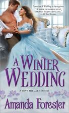 Marriage Mart Ser.: A Winter Wedding 3 by Amanda Forester (2014, Paperback)