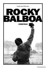 ROCKY BALBOA MOTIVATIONAL Inspirational Art Silk Poster 24x36 inch