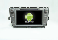 Android 6.0 Quad Core Car Dvd Gps Navi Radio Player Bt For Toyota Prius 2009-12