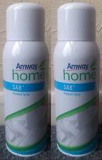 2 x Amway SA8 Prewash Spray 400ml