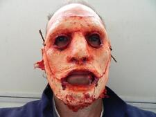 HALLOWEEN HORROR MOVIE PROP -  Skinned Face Mask 2