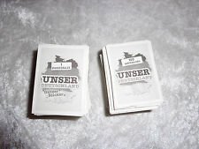 REWE Sammelkarten - Unser Deutschland - 20 Sticker frei wählbar Sammelbild Karte