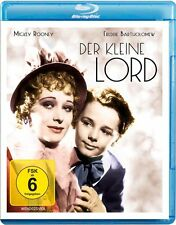 Der kleine Lord (Mickey Rooney, Freddie Batholomew, 1936) Blu-ray Disc NEU + OVP