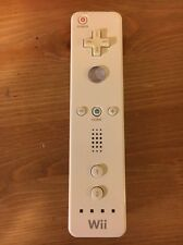 GENUINE NINTENDO WII ORIGINAL OFFICIAL remote Controller Nintendo