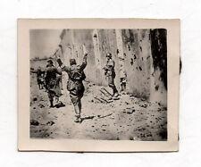 PHOTO - Soldat Militaire Exécution Prisonnier Guerre 1939-1945 - Seconde Guerre