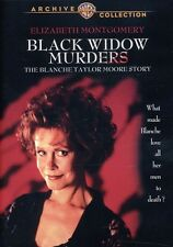 Black Widow Murders: The Blanche Taylor Moore Story (2011, DVD NEUF) DVD-R