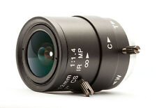 "2.8-12mm CS 1/2.7"" 1:1.4 IR Megapixel Lens"