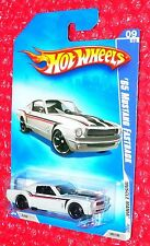 2009 Hot Wheels  '65 Mustang Fastback Muscle Mania  #85  P2405-0919L