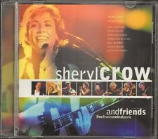 SHERYL CROW & and Friends LIVE from Central Park CD Eric Clapton DIXIE CHICKS